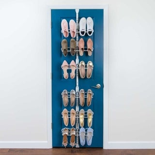 Organized Living Over the Door Shoe Kit - Ultimate