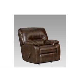 Rita Canyon Chocolate Chaise Rocker Recliner