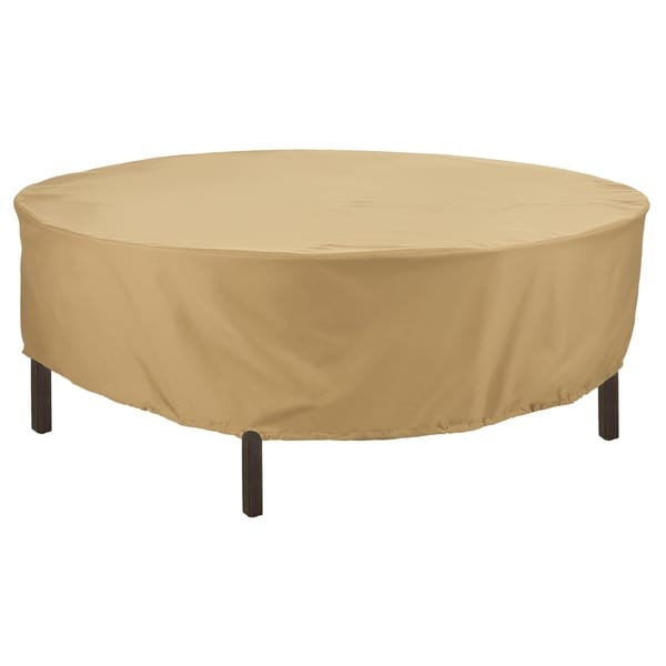 Extra Large Round Table Cloth.Shop Classic Accessories Terrazzo Round Table Cover Extra Large