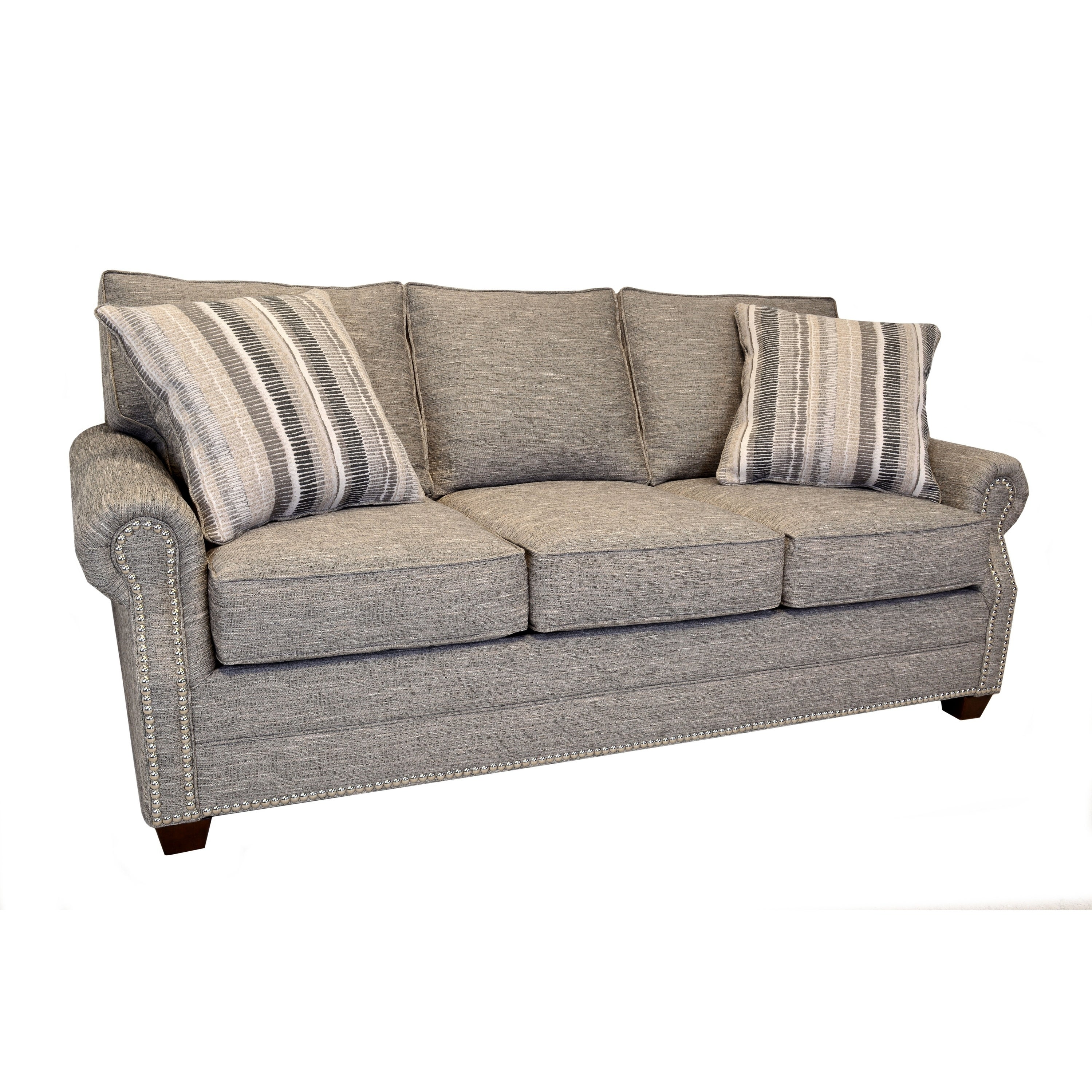 Fantastic Buy Round Arms Nailheads Sofas Couches Online At Cjindustries Chair Design For Home Cjindustriesco