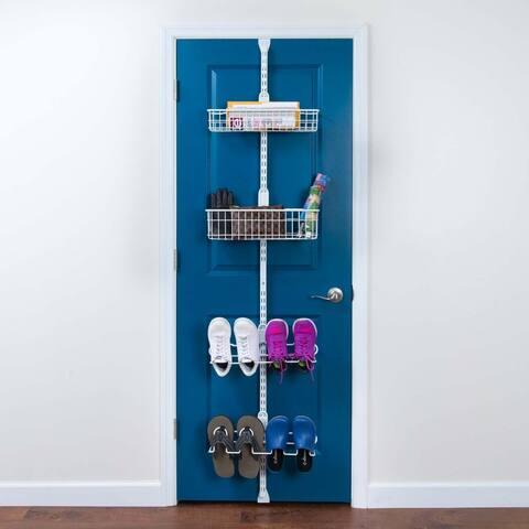 Organized Living Over the Door Entry Kit - Basic
