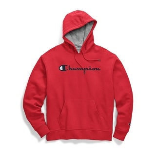 Graphic Powerblend Fleece Pullover Hood