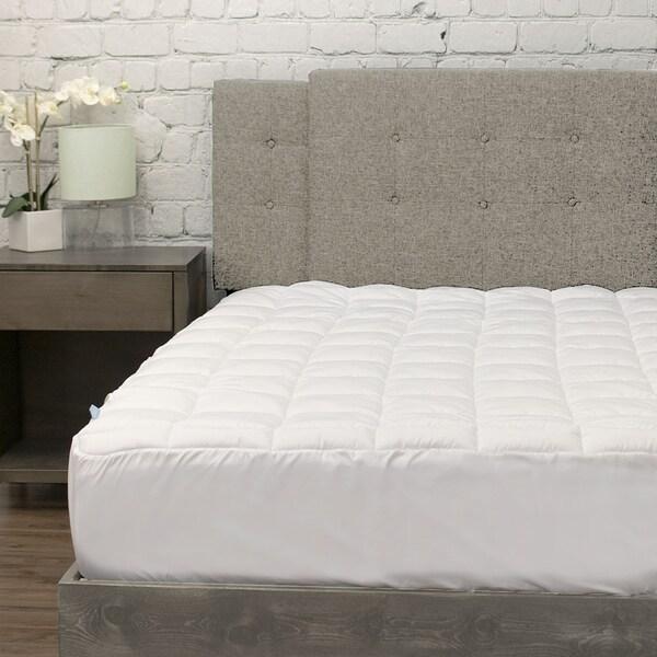 Kotter Home Pillowtop Mattress Pad