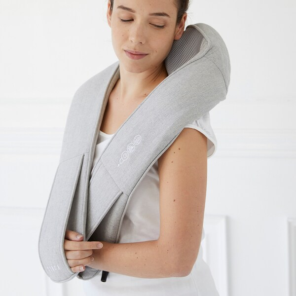 Quzy Premium Wireless Neck and Shoulder Massager. Opens flyout.