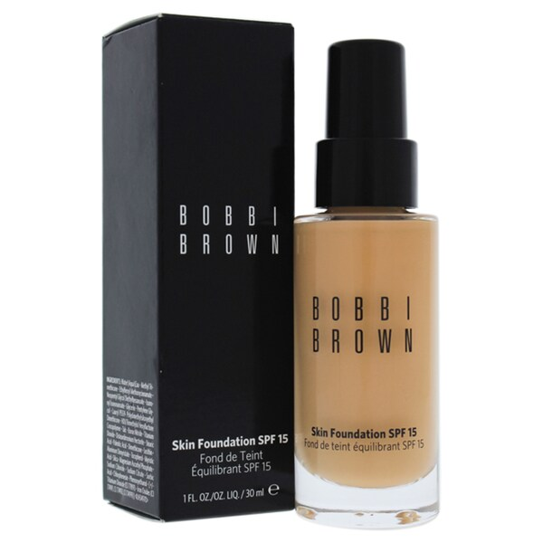 Shop Bobbi Brown Skin Foundation Spf 15 4 Natural Free Shipping