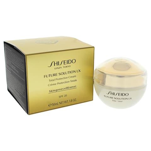 Shiseido Future Solution 1.8-ounce LX Total Protective Cream SPF 20