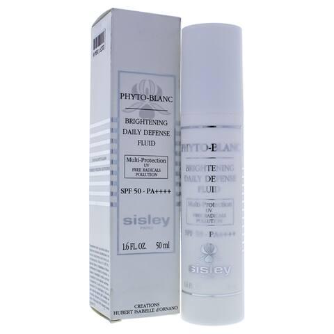 Sisley Phyto-Blanc 1.6-ounce Brightening Daily Defense Fluid SPF 50