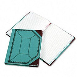 Esselte Pendaflex Record/Account Book with Sewn Binding - 300 Pages