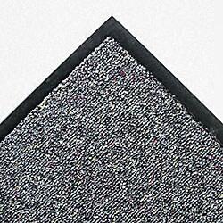Classic Berber Wiper Grey Mat (48 in. x 72 in.)