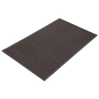 Needle Rib Brown 36 x 60-inch Wipe & Scrape Mat