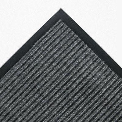 Needle Rib 36 x 60-inch Grey Wipe & Scrape Mat