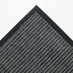 Needle Rib 36 x 60-inch Grey Wipe & Scrape Mat - Thumbnail 1