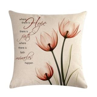 Throw Pillow Cover Home Decor Pillowcase