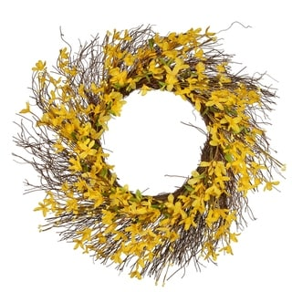 "24"" Spring Wreath"