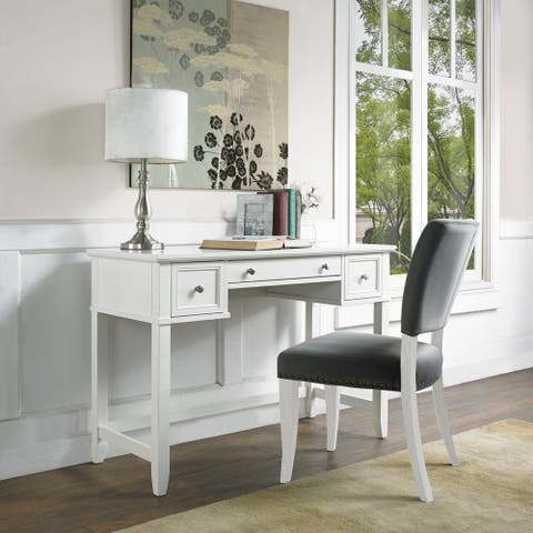 Vista Desk In White
