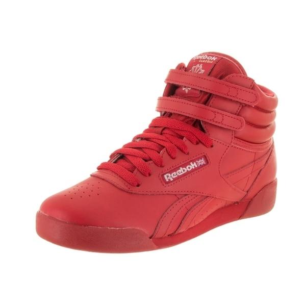 fe7b2c7172c Shop Reebok Kids F S Hi Casual Shoe - Free Shipping On Orders Over ...