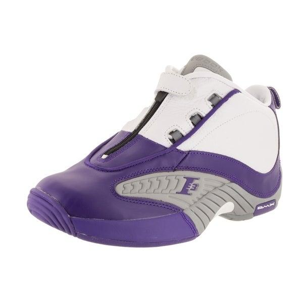 0407526a1f64 Shop Reebok Men s Answer IV PE Basketball Shoe - Free Shipping Today ...