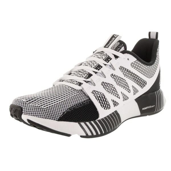 Shop Reebok Men s Fusion Flexweave Cage Running Shoe - Free Shipping ... a88b8ab49