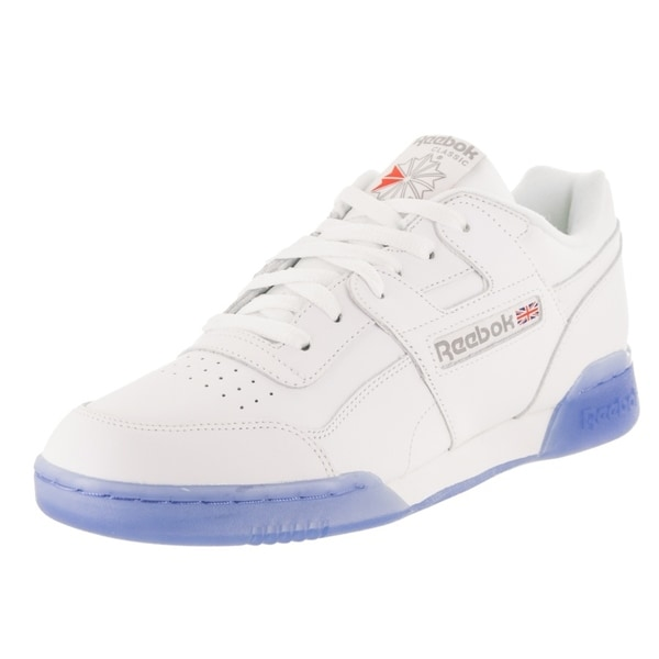 85217d5fca9b05 Shop Reebok Men s Workout Plus Ice Classic Casual Shoe - Free ...