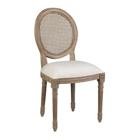 East at Main's Jasmine Mahogany Dining Chair (Set of 2)