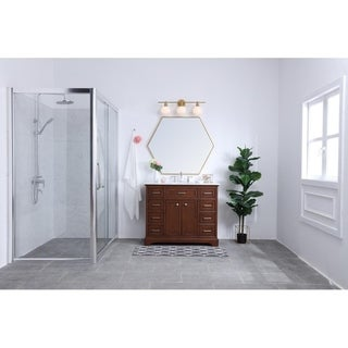 Link to Camille 3-Light Frosted Glass Wall Sconce Similar Items in Sconces