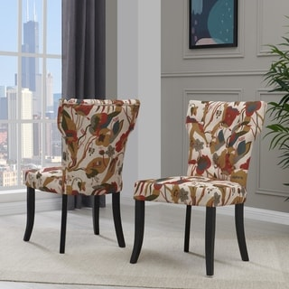 Link to Copper Grove Fosses Handy Living Upholstered Dining Chairs - Set of 2 Similar Items in Dining Room & Bar Furniture