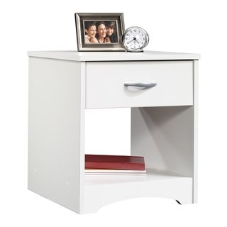Copper Grove Talin 1-drawer Soft White Nightstand