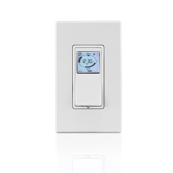 WarmlyYours Hardwired Programmable Timer