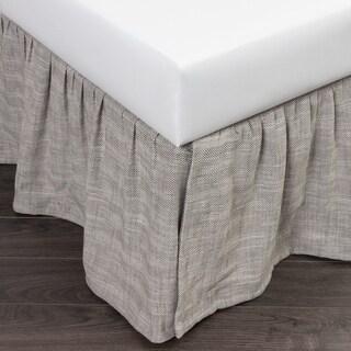 Lennord Grey Bedskirt