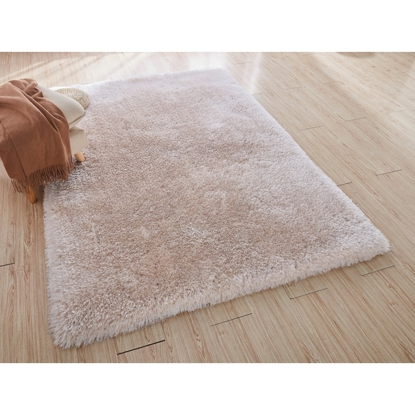 Shop Shaggy Shag Pile Non-Skid Soft Fluffy Thick Area Rug