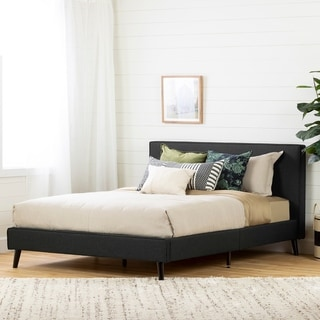 South Shore Gravity Complete Upholstered Bed Size - Queen