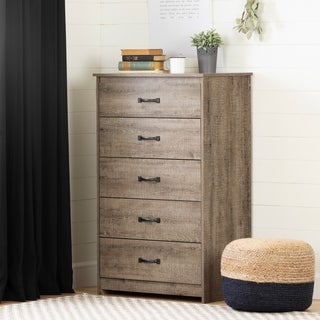 South Shore Tassio 5-Drawer Chest