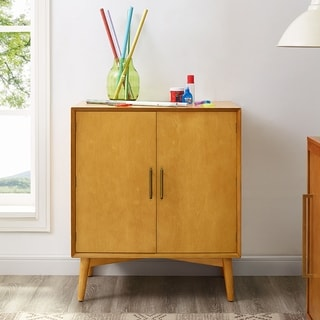 Landon Bar Cabinet In Acorn - N/A