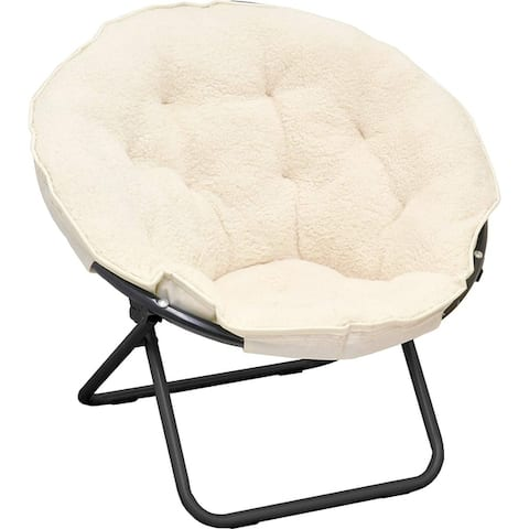 Sherpa Saucer Chair