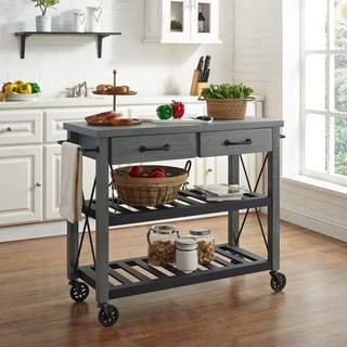 """Roots Rack In Grey Finish - 42""""W x 18""""D x 36.75""""H"""