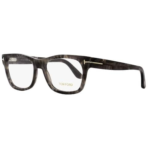 0a4b85607b2a Tom Ford TF5468 056 Mens Gray Havana 53 mm Eyeglasses - Gray Havana