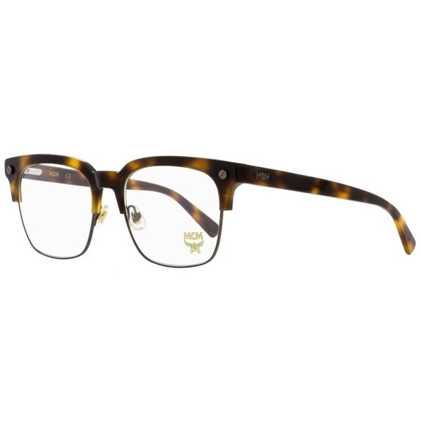 83c18e0eb51 Shop MCM MCM2625 215 Mens Tortoise Gunmetal 54 mm Eyeglasses - Free  Shipping Today - Overstock - 26887000