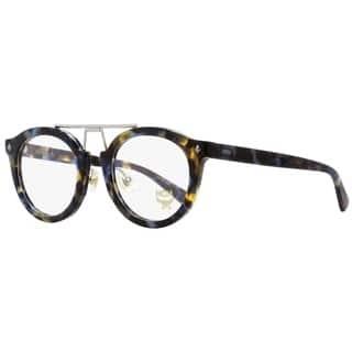 0e95dd401e MCM MCM2642 235 Unisex Havana Blue Palladium 49 mm Eyeglasses - Havana  Blue Palladium
