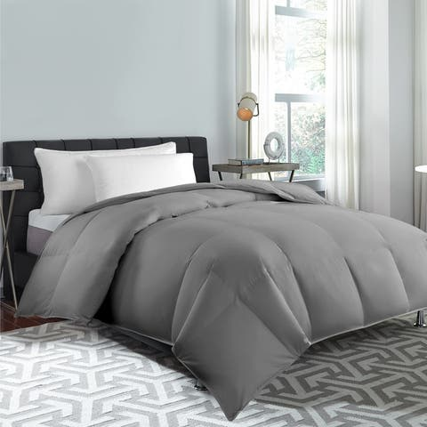 Hotel Grand Color Feather And Down Comforter
