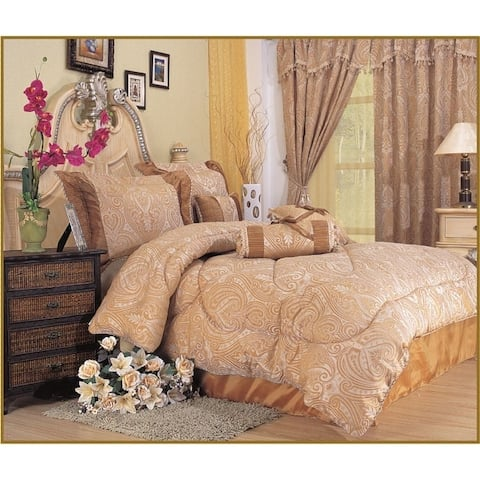 Laura 7-Piece Comforter Set