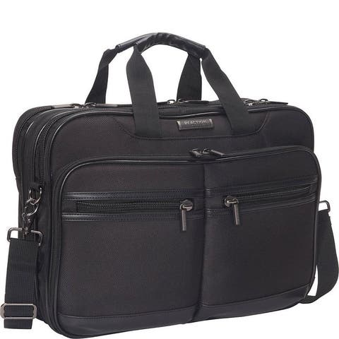 Kenneth Cole Reaction 'Brooklyn' Multi-Compartment Checkpoint Friendly 15in & 17in Computer Business Case With Anti-Theft RFID
