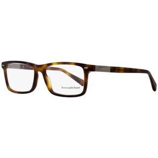 814ee09f9d4 Ermenegildo Zegna EZ5046 052 Mens Dark Havana 55 mm Eyeglasses - Dark Havana