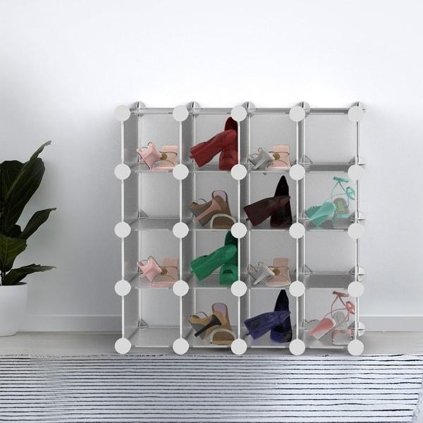 Do It Yourself Home Design: Shop 16 Piece Interlocking Storage Cubby