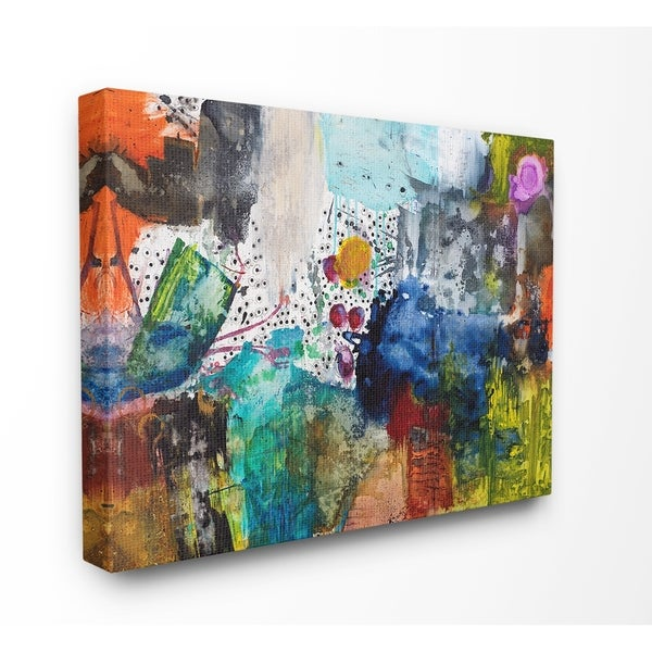 Is Abstract Art Only Found In Galleries