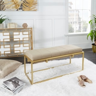 Fable Upholstered Bench