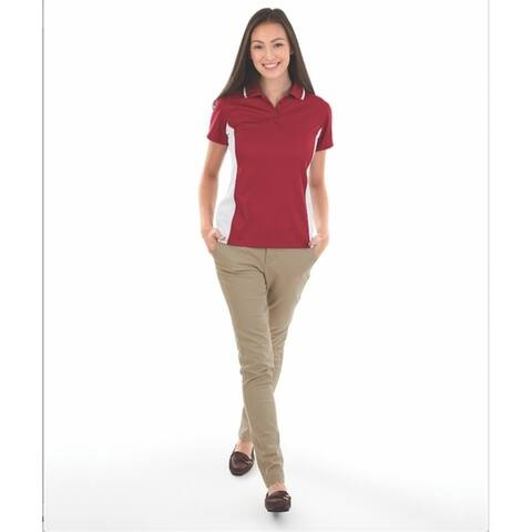 Charles River Women's Wicking Golf Shirt