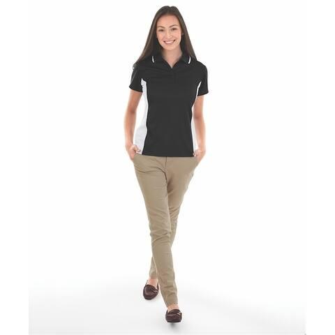 Charles River Women's Wicking Golf Shirt