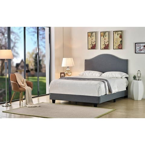 Silverton Upholstered Panel Bed