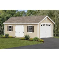 12x26 Fairmont Garage Shed