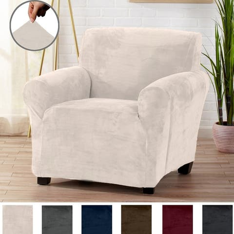 Strange Buy Off White Chair Covers Slipcovers Online At Overstock Download Free Architecture Designs Embacsunscenecom